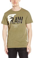 G Star Men's Qulade R T Short-Sleeve T-Shirts