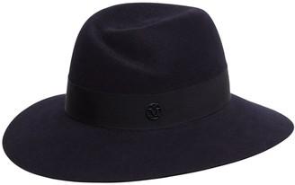 Maison Michel Virginie Wool Felt Hat