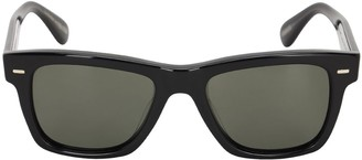 Oliver Peoples Oliver Sun Re/Done Square Sunglasses