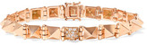 Anita Ko Spike 14-karat Rose Gold Diamond Bracelet - one size