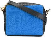 Kenzo Kombo crossbody bag - women - Cotton/Leather/Nylon - One Size