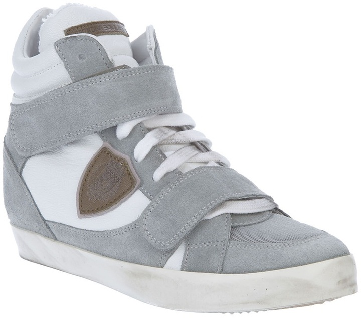 Philippe Model High top trainer