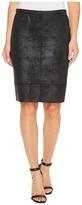 Karen Kane Stretch Faux Leather Skirt Women's Skirt