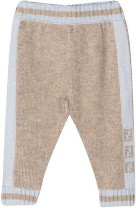 Fendi Beige Trousers
