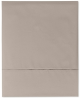 Hotel Collection 600 Thread Count Extra Deep Pocket Queen Flat Sheet - European Collection