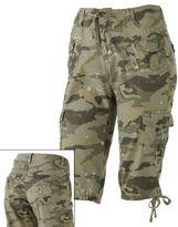 UNIONBAY stevie camouflage capris - juniors