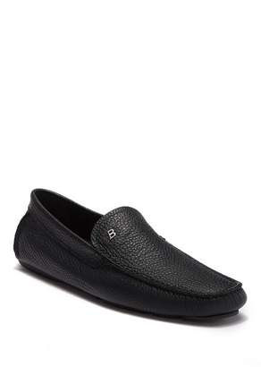 Bally Wander Pebbled Leather Moc Driver