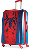 """Marvel Spider-Man 28"""" Hardside Spinner Suitcase by American Tourister"""