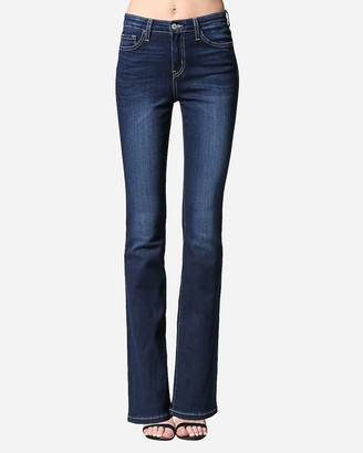 Express Flying Monkey High Waisted Bootcut Jeans
