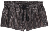 Polder Sale - Pretty Lurex Cotton Shorts