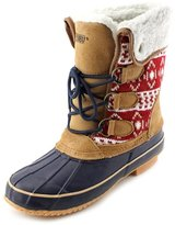 Khombu Maya Women US 7 Tan Snow Boot