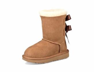 UGG Kids' T Bailey Bow II Pull-On Boot