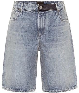RtA Jami denim shorts