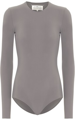 Maison Margiela Stretch-jersey bodysuit