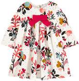 Catimini Printed velvet dress