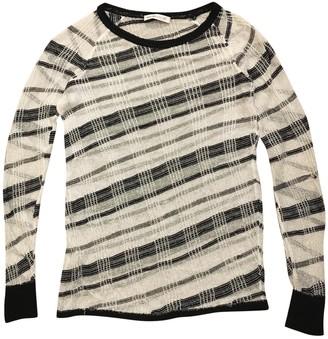 See by Chloe White Linen Knitwear for Women