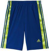 adidas Boys 8-20 Husky Essentials Camo Shorts