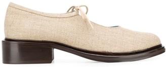 Nicole Saldaña Fabiana lace-up shoes