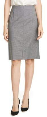 BOSS Velaiah Wool Pencil Skirt