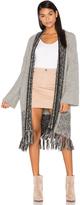 360 Sweater Riorose Cashmere Fringe Cardigan