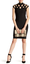 Wow Couture Woven Bodycon Dress