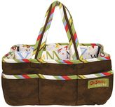 Trend Lab Dr. Seuss ABC Diaper Storage Caddy