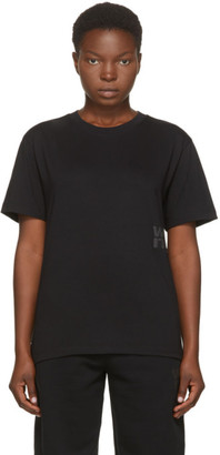 Alexander Wang Black Foundation T-Shirt