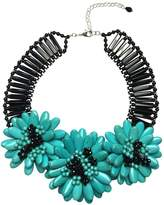 Ananda Floral Statement Necklace