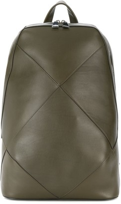 Bottega Veneta Maxi Weave Backpack