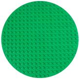 Big Briks Green 12.5'' Circle Stackable Base Plate