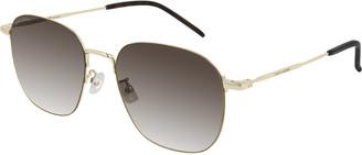 Saint Laurent SL 388k Wire Sunglasses