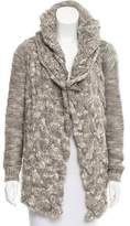 Ports 1961 Hooded Knit Cardigan w/ Tags