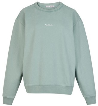 Acne Studios Logo-print sweatshirt