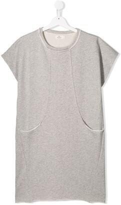 Andorine TEEN fleece sweat dress