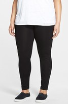 Eileen Fisher Plus Size Women's Ankle Leggings