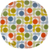 Orla Kiely Multi Shadow Flower Large Plate