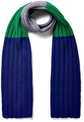 Laetly A Sure Thing Merino Wool Scarf