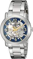 Stuhrling Original Men's 531G.33116 Classic Delphi Canterbury Automatic Skeleton Dial Watch