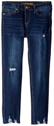 Joe's Jeans The Markie Fit Rocker Raw Hem Jeans in Dylan (Little Kids/Big Kids) (Dylan) Girl's Jeans