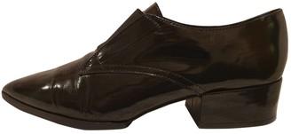 Golden Goose Black Patent leather Flats