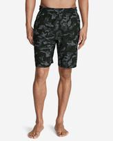 """Eddie Bauer Men's Meridian 9"""" Shorts - Pattern"""