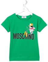 Moschino Kids printed T-shirt