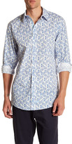 English Laundry Woven Printed Shirt