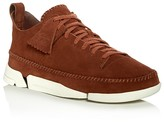 Clarks Trigenic Flex Lace Up Sneakers
