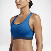 Nike Pro Classic Padded Logo Women's Sports Bra