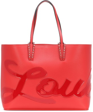 Christian Louboutin Cabata leather tote