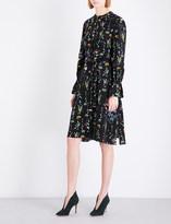 Altuzarra Leighton floral-print silk dress