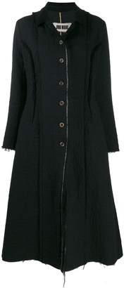 UMA WANG single-breasted coat