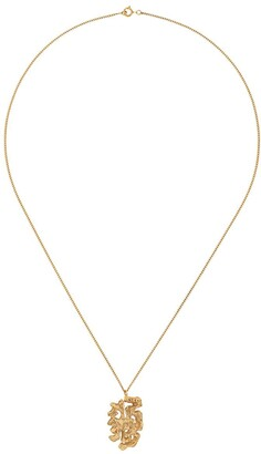 LOVENESS LEE dog Chinese zodiac necklace