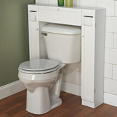 """TMS Free Standing 34"""" W x 38.5"""" H Over the Toilet Storage"""